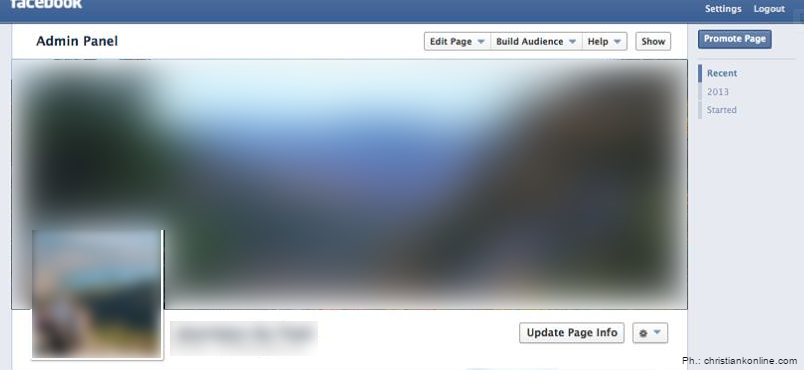 Facebook Gray Account