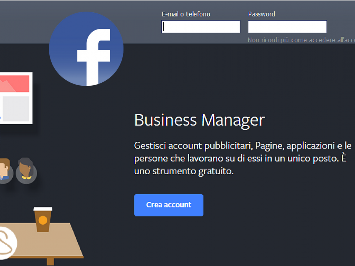 Facebook Business Manager e i bug: caro Mark, stavolta, ti scrivo
