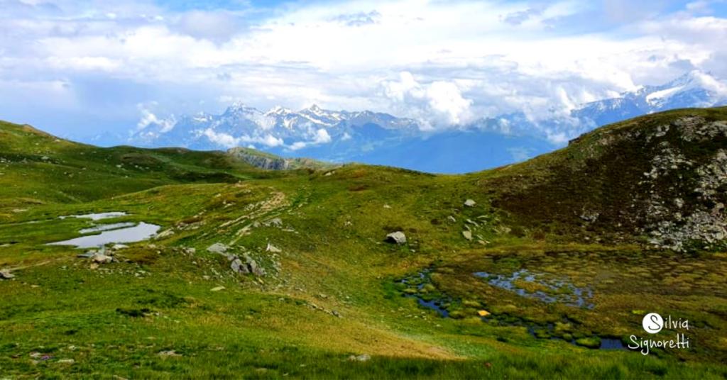 Rifugio Mont Fallere Valle d'Aosta