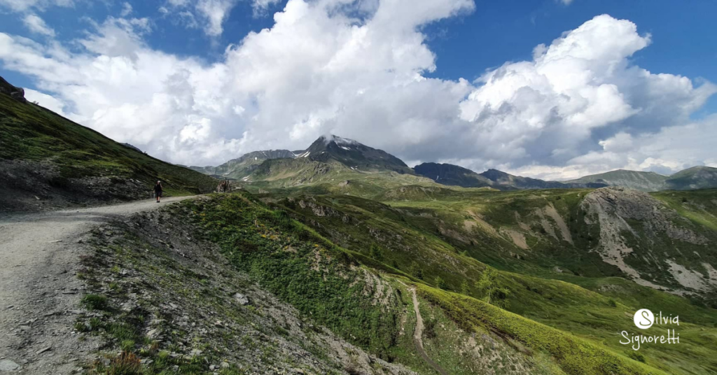 Sentiero Mont Fallere Valle d'Aosta