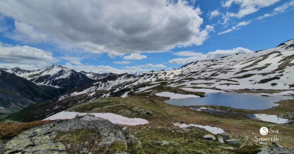 Valle d'Aosta laghetti di montagna